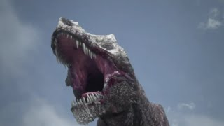 T-Rex Battle 2 - T-REX VS. DINOSAURS