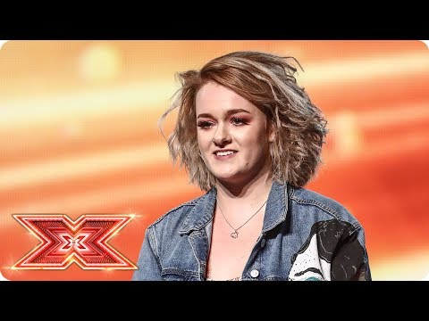 Grace Davies turns a broken heart into beautiful music | Boot Camp | The X Factor 2017
