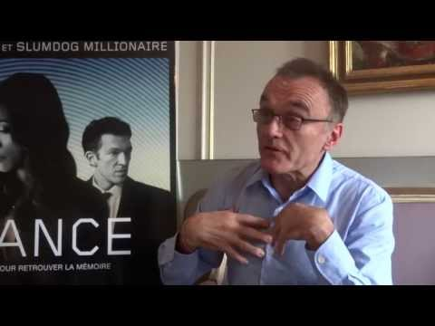 "Danny Boyle talks about a ""Pixarification of movies"""