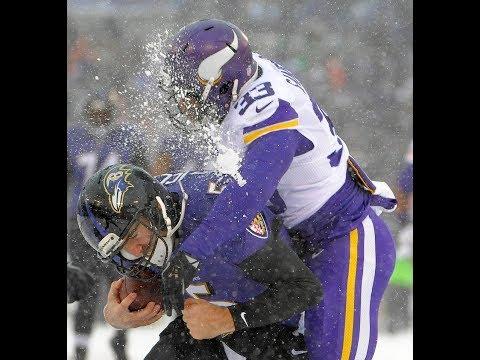 Minnesota Vikings Vs Baltimore Ravens Game Preview