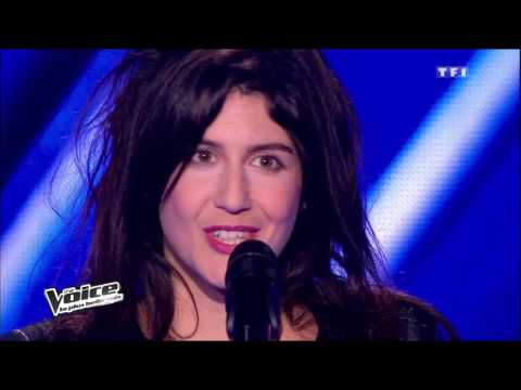 Top 10 auditions The voice France (2012-2016)