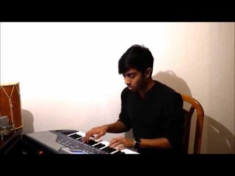 Baitikochi Chuste Keyboard Piano Cover | Agnyaathavaasi | Anirudh Ravichander | Ragul Ravi