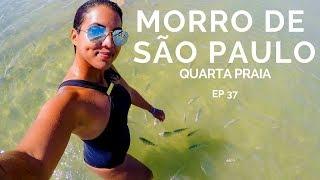 PISCINAS NATURAIS DA 4a PRAIA DO MORRO   MORRO DE SÃO PAULO 3   COMO CHEGAR 37