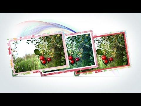 Как сделать рамку для фото в фотошопе