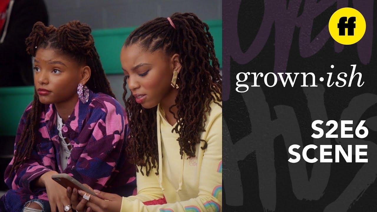 Download grown-ish Season 2, Episode 6   Jazz & Sky Learn About Branding   Freeform