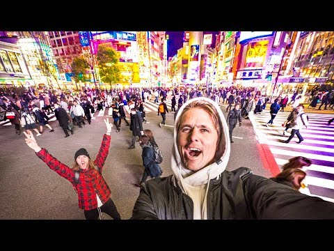 WELCOME TO TOKYO!  VLOG² 140