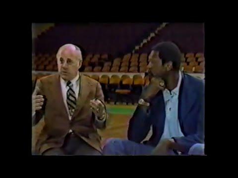 The Boston Celtics Mystique - NBA on CBS Segment (1980)