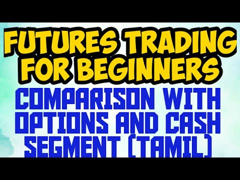What is the difference between futures and options trading