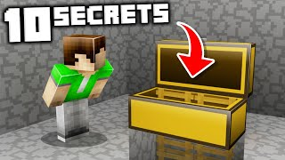 10 Secret Entrances You Didn't Know You Can Make in Minecraft!