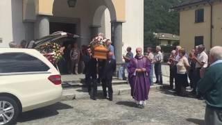 Funerale Germano Barale