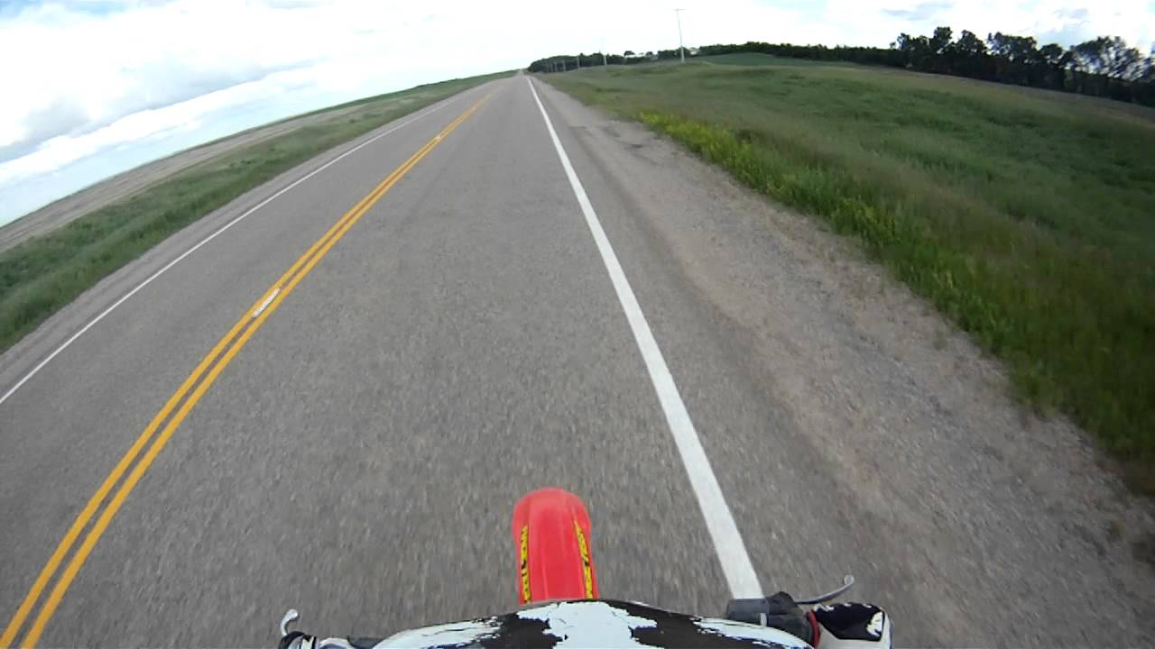 Cr 125 Top Speed Gopro 960 Youtube