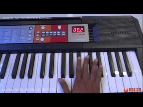 playing indian tabla music on yamaha psr f50 electronic. Black Bedroom Furniture Sets. Home Design Ideas