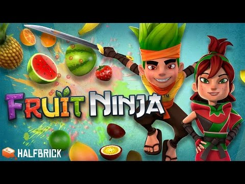 Fruit Ninja Android Gameplay