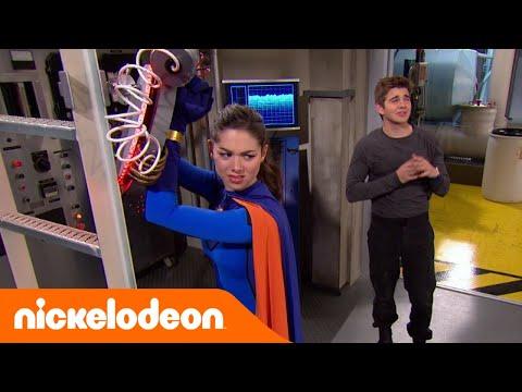 I Thunderman | Max cattura Phoebe | Nickelodeon