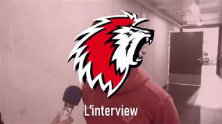 L'interview d'après-match avec Torrey Mitchell