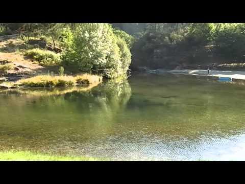 Praia fluvial de Gondiães - Cabeceiras de Basto