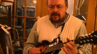 "Willard Losinger performing ""Cadgers on the Cannongate"" on the Mandolin 2015 05 05"