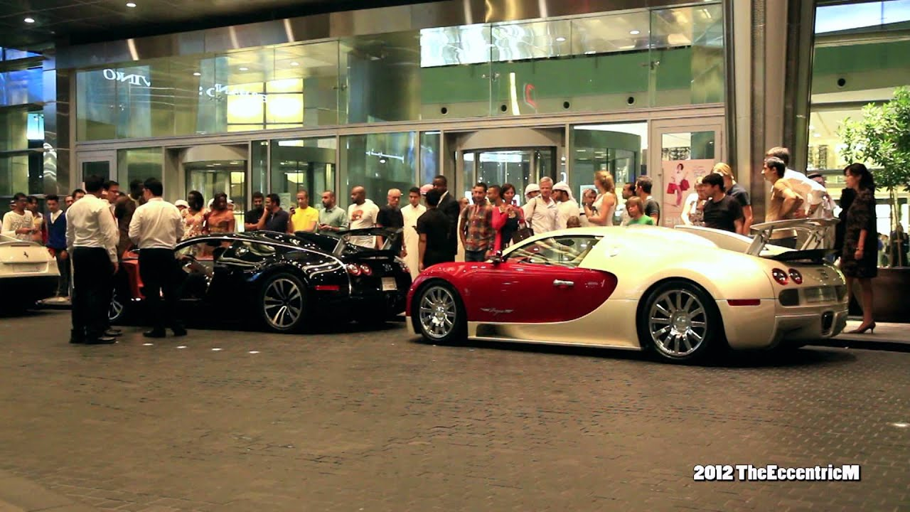 bugatti veyron pegaso edition at the dubai mall featuring bugatti veyron san. Black Bedroom Furniture Sets. Home Design Ideas