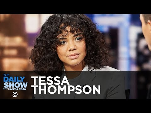 "Tessa Thompson - ""Creed II"" and Beyond 