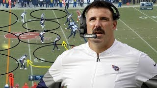 Film Study: The Tennessee Titans had the WRONG gameplan against the Kansas City Chiefs