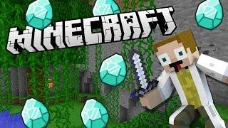 [GEJMR] Minecraft Minihry - UHC Run - Diamantový král! :-D
