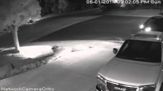 Dahua IPC-HFW2200S 1080P HD IR Bullet Camera - Night Video
