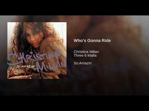 Клип Christina Milian - Who's Gonna Ride (feat. Three 6 Mafia)