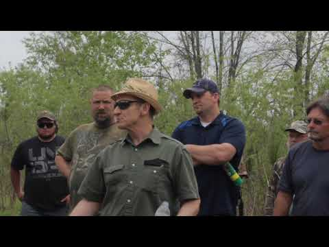 Southeast Branch QDMA Habitat Day 2015:  Part 2:  A Tour of Scott Bishop's Property