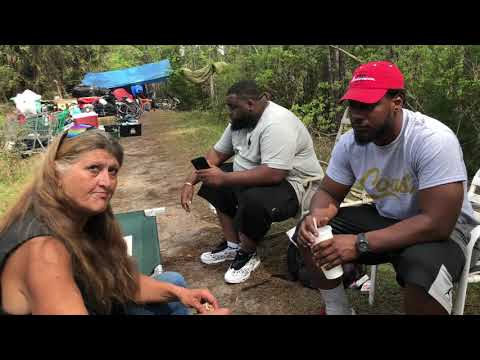 The Outside Theory Ep. 3 - Palm Coast Homeless Camp ft. Troy