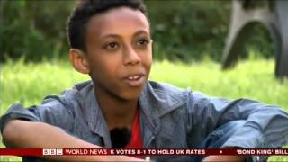 BBC World News - Ethiopian Movie The Lamb