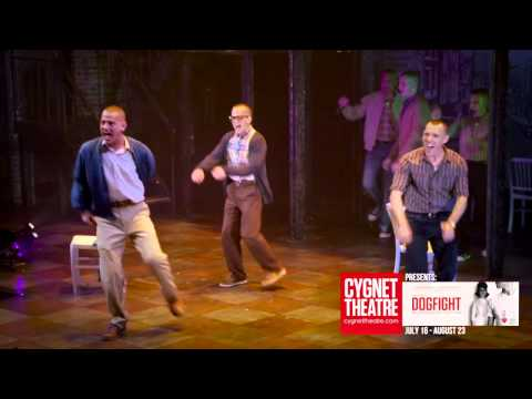 Dogfight Musical Trailer