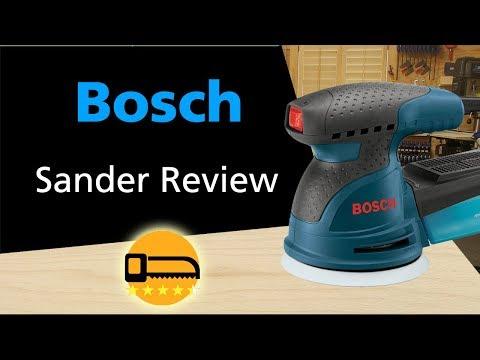 Bosch Orbital Sander Review ROS20VSC ✋