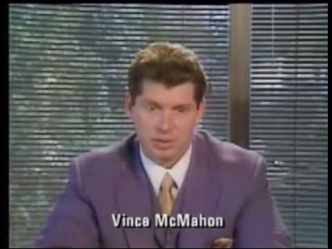 Vince McMahon Rare Interview - never before seen trying to ban the World Wrestling Federation