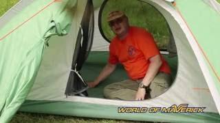 Обзор палатки Mobile Premium Maverick
