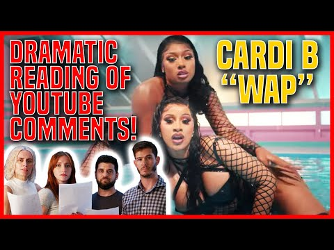 """CARDI B - """"WAP"""" 