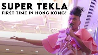 SUPER TEKLA in HONG KONG - full version SOBRANG NAKAKATAWA!