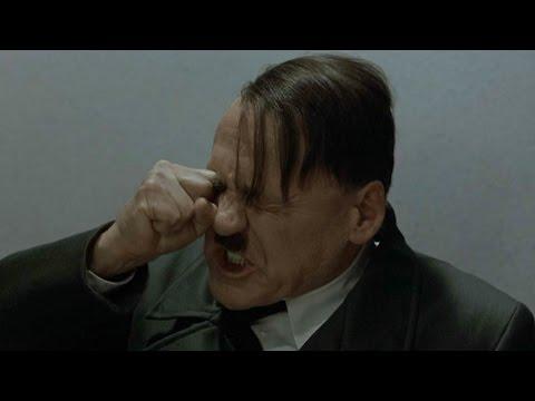 Реакция Гитлера на Apple Watch