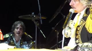 Paul Revere & the Raiders--band intro / Kicks--CNE Toronto 2012-08-30