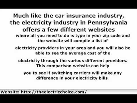 Pennsylvania Energy Deregulation | History of Energy Deregulation in Pennsylvania