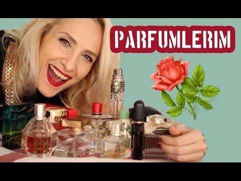 Hangi Parfümleri Kullanıyorum