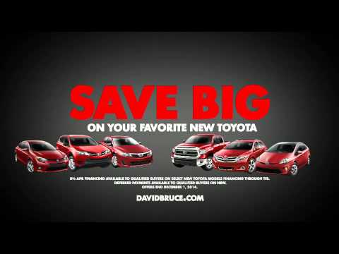 Black Friday Sales Event At David Bruce Auto Youtube