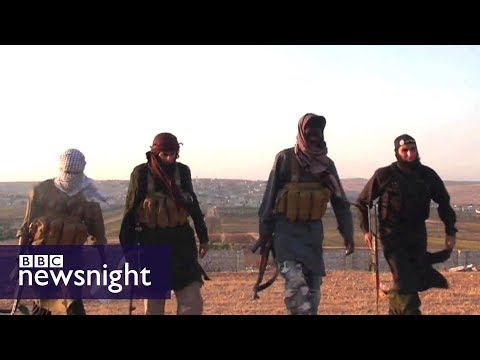 What next for the Islamic State group? BBC Newsnight