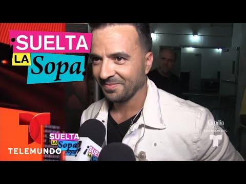 Daddy Yankee no quiso cantar Despacito | Suelta La Sopa | Entretenimiento
