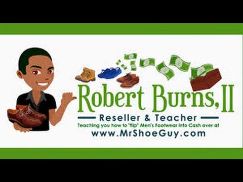 How To Make Money Selling Shoes With Mr. Shoe Guy