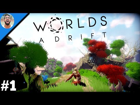 WORLDS ADRIFT   Island Creator #1   Gameplay Español  🐟LaPeceraTONTA🐟 