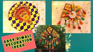 Easy DIY Diwali Decor Ideas For Festivals 2020 | Indian Traditional / Ethnic Decor Ideas