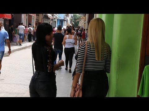 Real Streets Of HAVANA CUBA 2018 !!!
