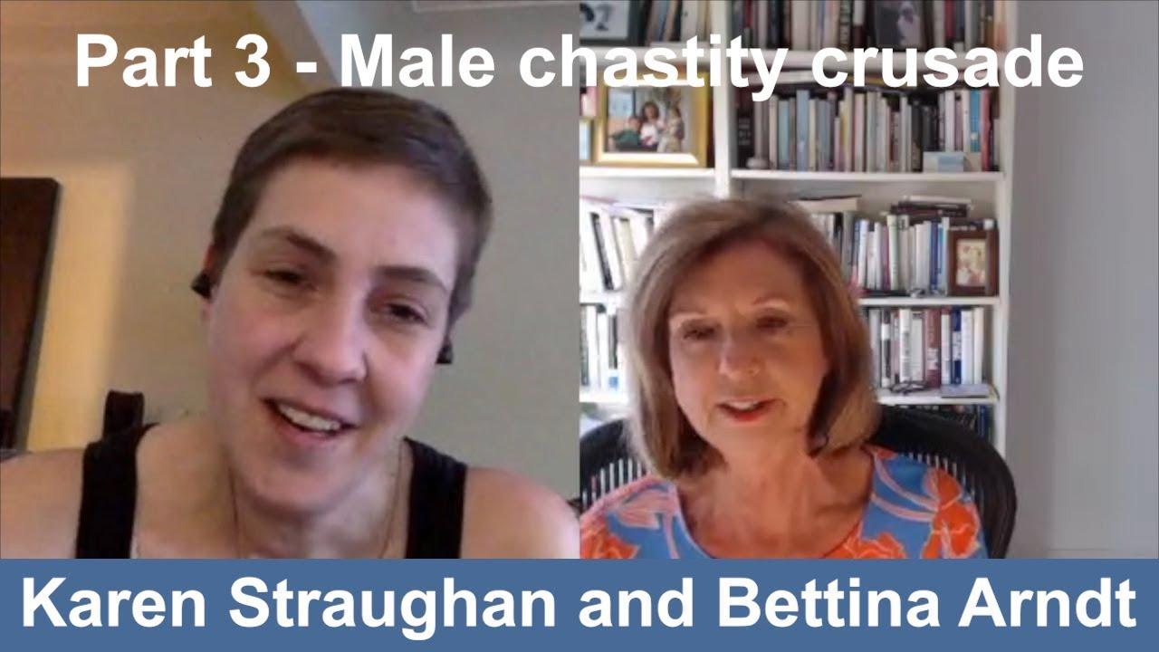 Women who put men in chastity galleries 41