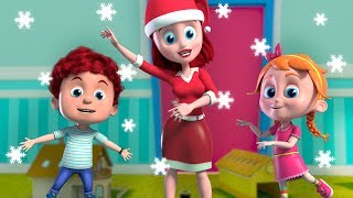 Old Macdonald Had a Farm | Christmas Special Nursery Rhymes for Kids | Schoolies Cartoon Videos