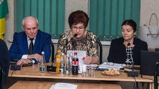 Sesja rady gminy Ostrów Mazowiecka (13.12.2019)